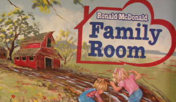 RMHC Family Room Painting